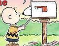 Charlie Brown mailbox 2